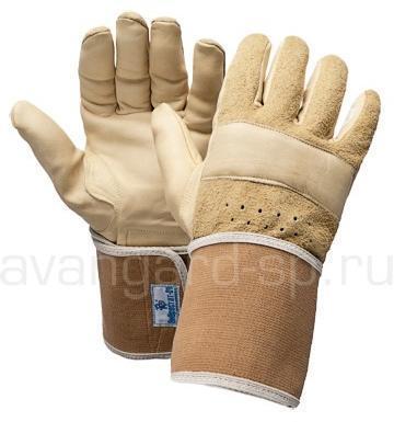 Перчатки антивибрационные Вибростат-01