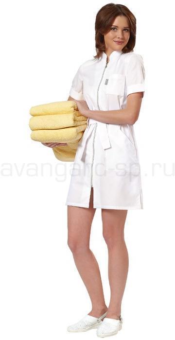 Халат медицинский женский Аэлита