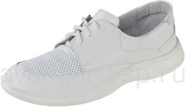 Туфли мужские Медистеп, шнурки, ПУ