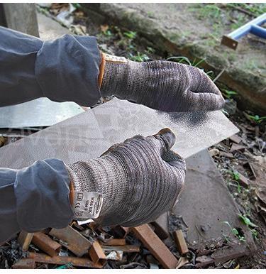 Перчатки Стронгкат (HX6 BK)