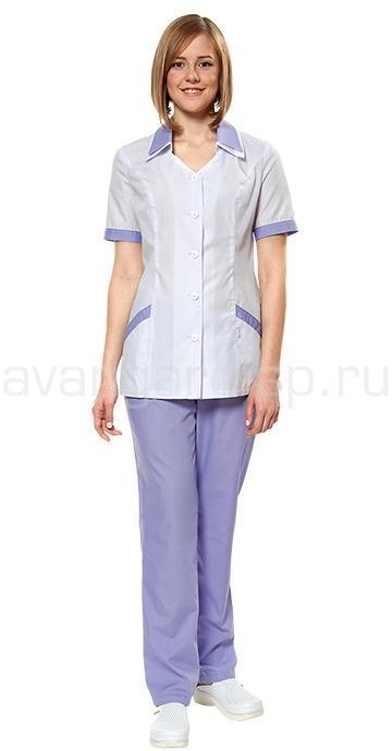 Комплект одежды женской, Мираж (блуза и брюки)