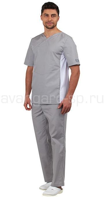 Блуза мужская Флэкс