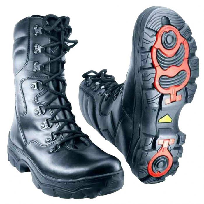 Зимние ботинки с высокими берцами ОХОТНИК кожа-овчина ALPI ROTOR 6233