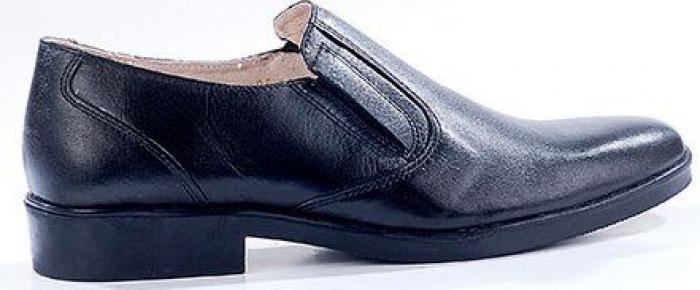 Ботинки старшего офицерского состава ОФИЦЕР кожа 201