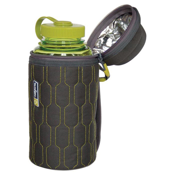 Чехол для бутылки Nalgene BOTTLE CARRIER INSULATED GRAY