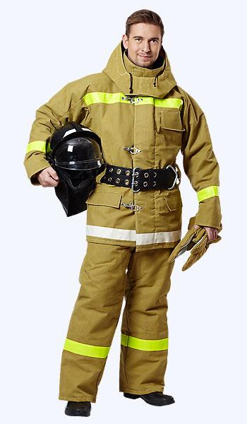 Боевая одежда пожарного 1 уровня защиты