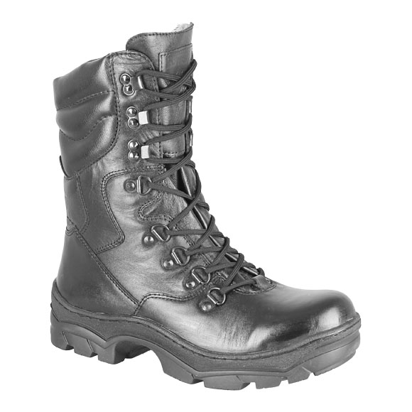 Ботинки мод.62(402) натуральный мех