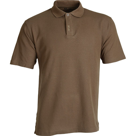 Рубашка Поло brown