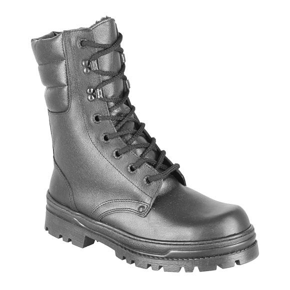 Ботинки Кроссинг натуральный мех