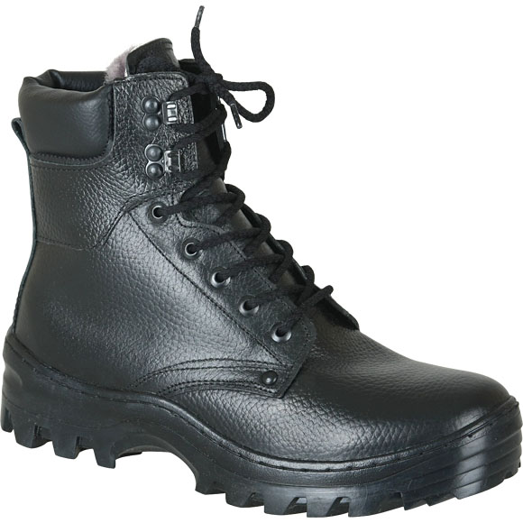 Ботинки м 429 Пилот натуральный мех