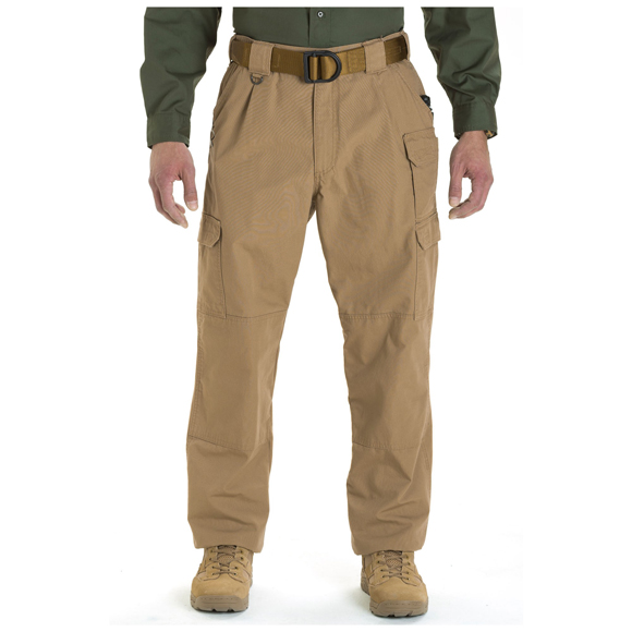 Брюки 5.11 Tactical Pants - Mens, Cotton coyote brown
