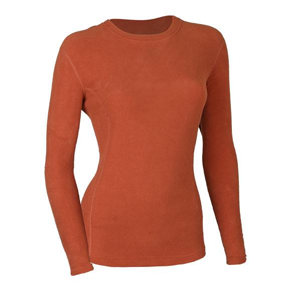 Термобелье жен футболка L/S Arctic Polartec micro 100 Henna