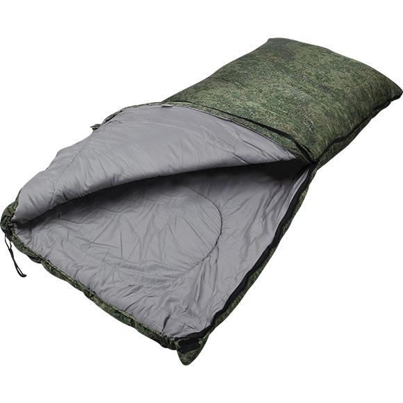 Спальный мешок Scout 300 цифровая флора