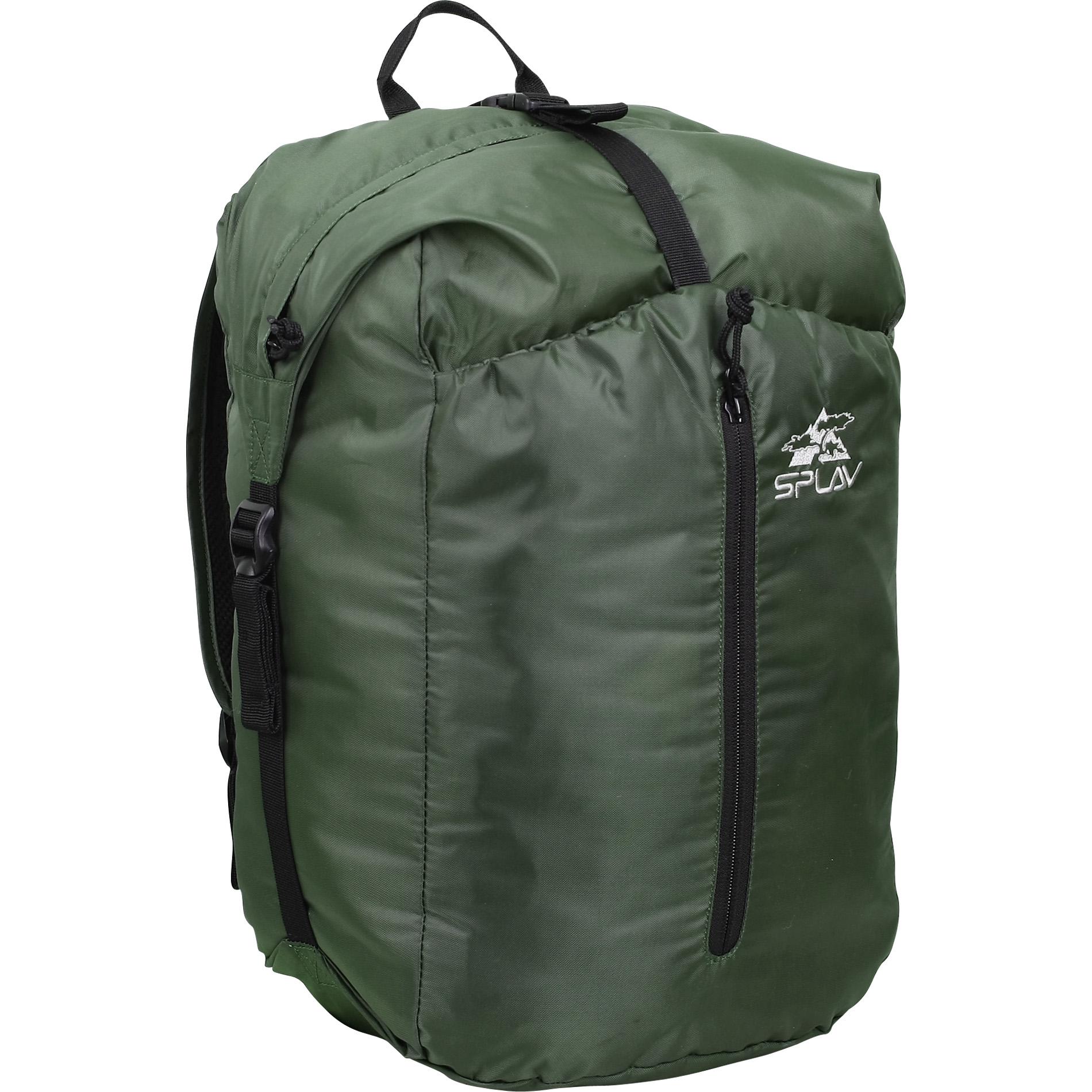 Рюкзак Self-pocket хаки