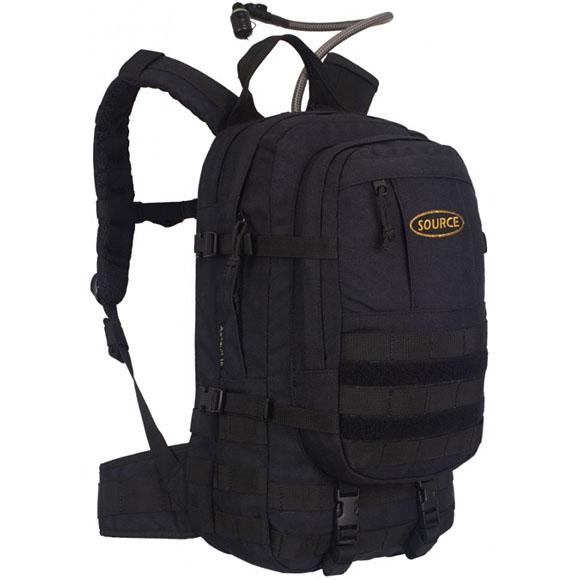 Рюкзак с питьевой системой ASSAULT 20L WXP Black
