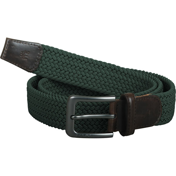 Ремень эластичный (мультиразмерный) green