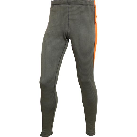 Термобелье брюки Active Polartec Thermal Grid M2 черные