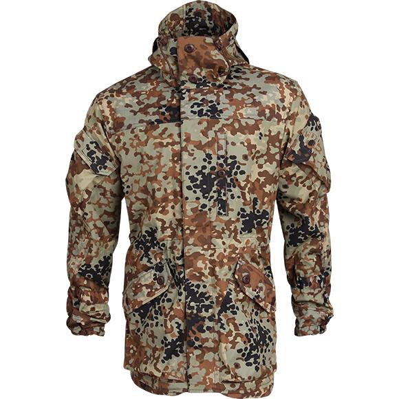 Куртка горная - 3 брезент Tibet