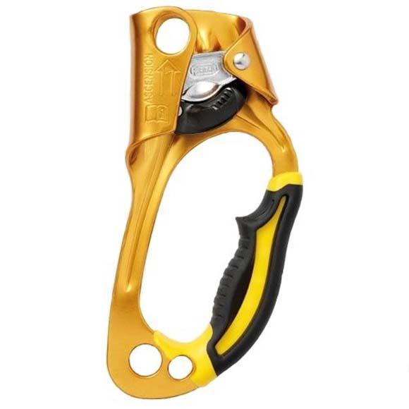 Зажим ASCENSION R правый ручной веревочный(Petzl)B17R