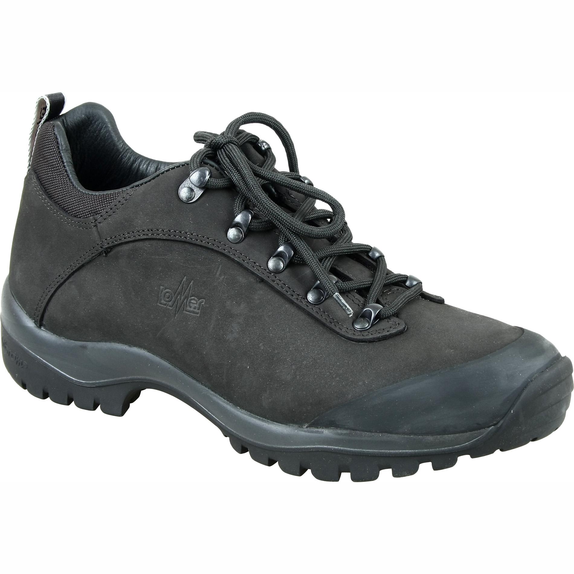 Ботинки трекинговые Lomer Terrain antra/gray