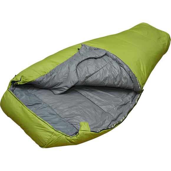 Спальный мешок Double 300 зеленый