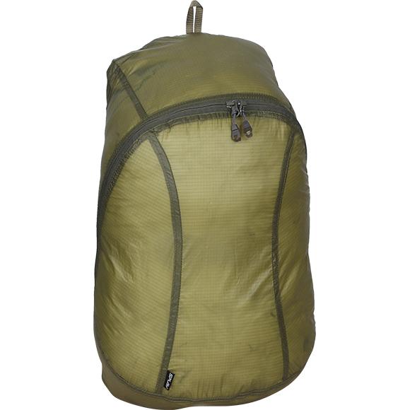 Рюкзак Pocket Pack черно-серый Si