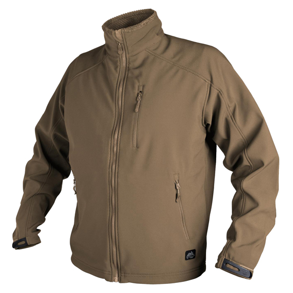 Куртка Helikon-Tex Delta Soft Shell Jacket coyote L
