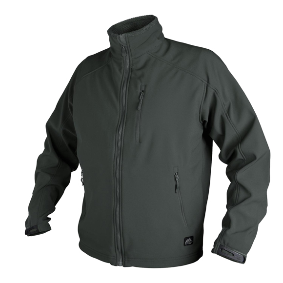 Куртка Helikon-Tex Delta Soft Shell Jacket jungle green L
