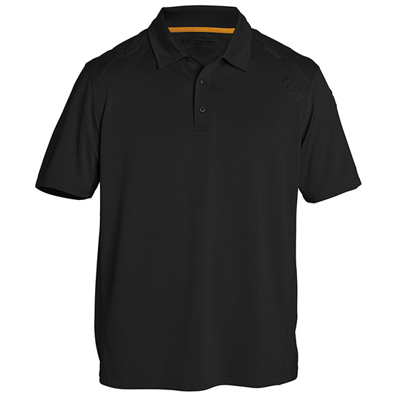 Рубашка 5.11 Pursuit Polo S/S Black