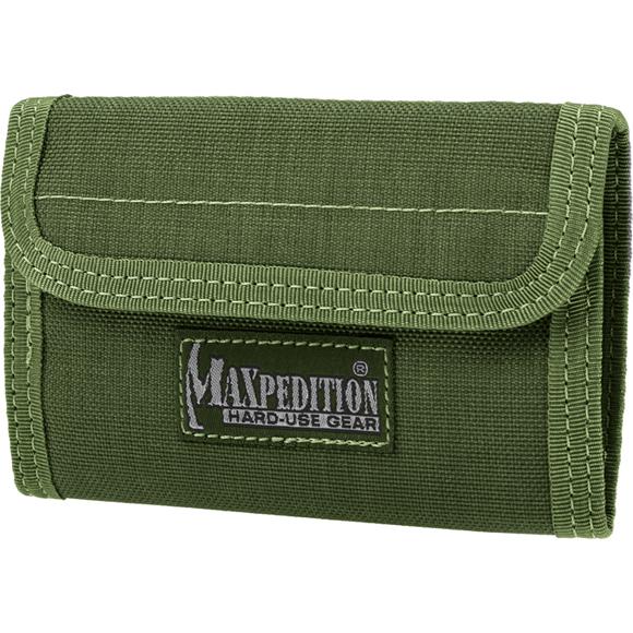 Кошелек Maxpedition Spartan Wallet green