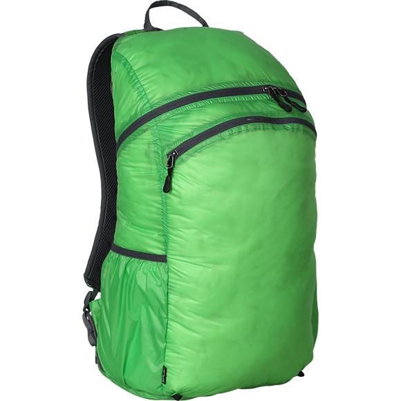Рюкзак Pocket Pack pro 25 л черно-серый Si