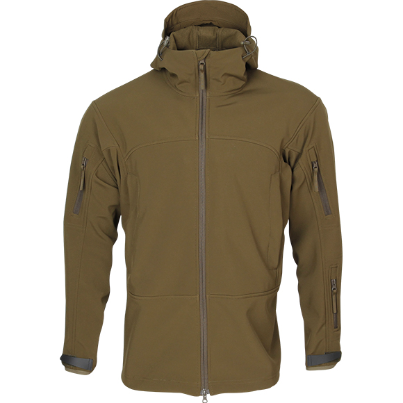 Куртка Soft-Shell Tactical tobacco