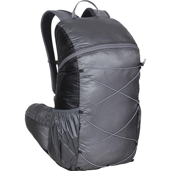 Рюкзак Easy Pack черно-серый Si