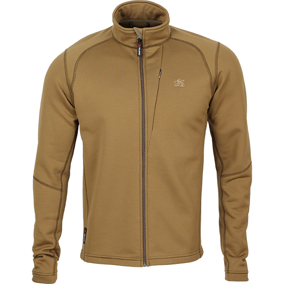 Куртка Polartec Power Stretch Pro coyote brown