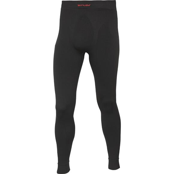 Термобелье Seamless брюки черные