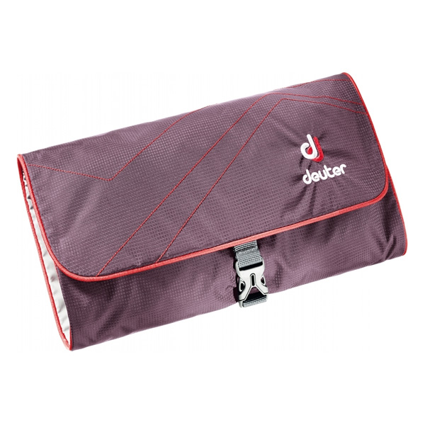 Косметичка Deuter 2016-17 Wash Bag II aubergine-fire