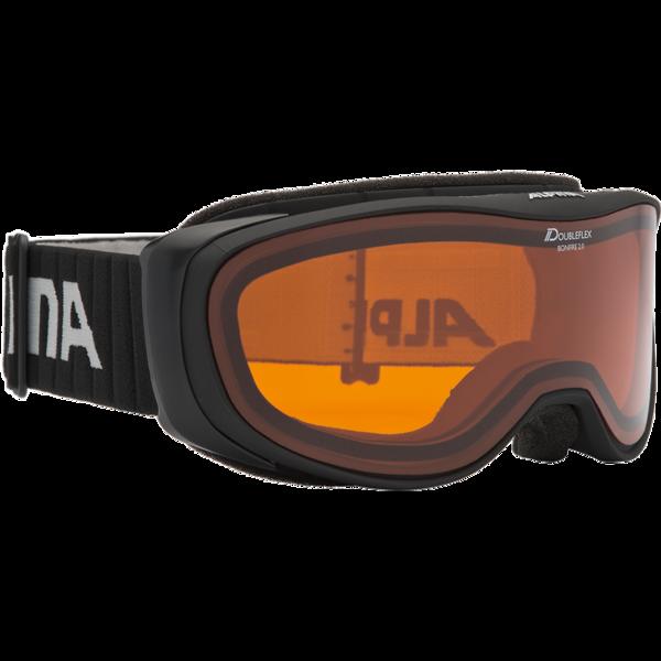 Очки горнолыжные Alpina BONFIRE 2.0 DH black matt_DH S2