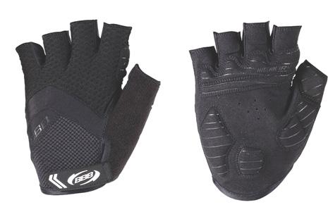 Перчатки велосипедные BBB HighComfort Gel black (BBW-41)