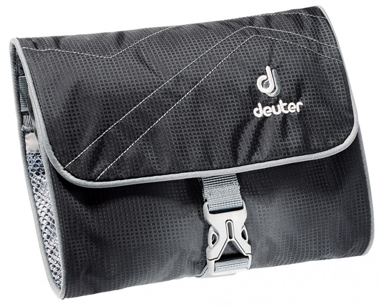 Косметичка Deuter 2015 Accessories Wash Bag I black-titan