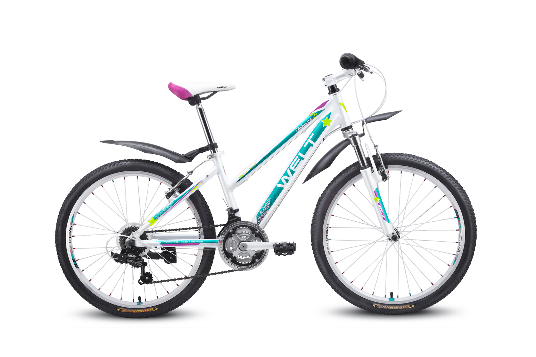 Велосипед Welt Edelweiss 24 2016 white/blue