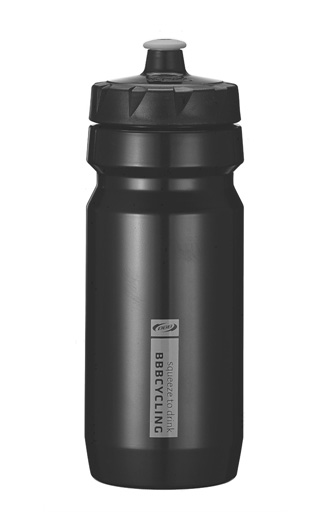 Фляга вело BBB bottle 550ml. CompTank black/silver (BWB-01_black/silver)