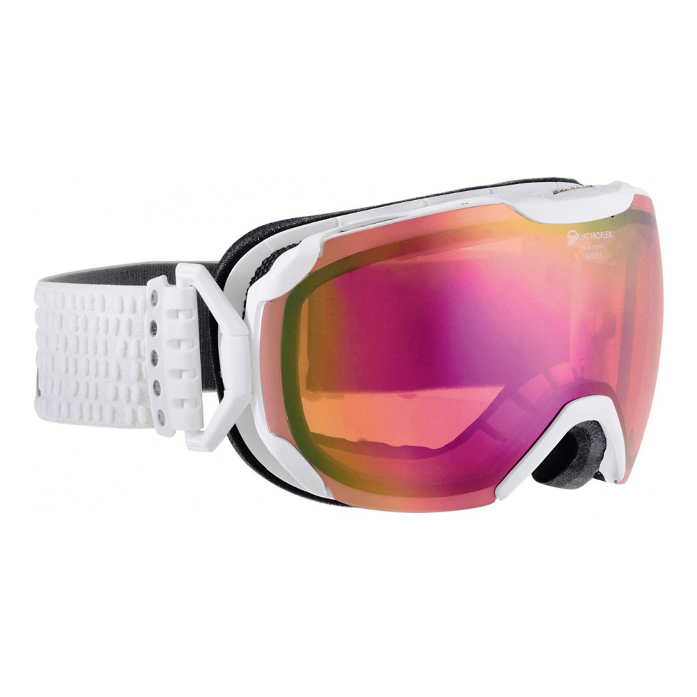 Очки горнолыжные Alpina PHEOS S QMM white_QMM pink S2