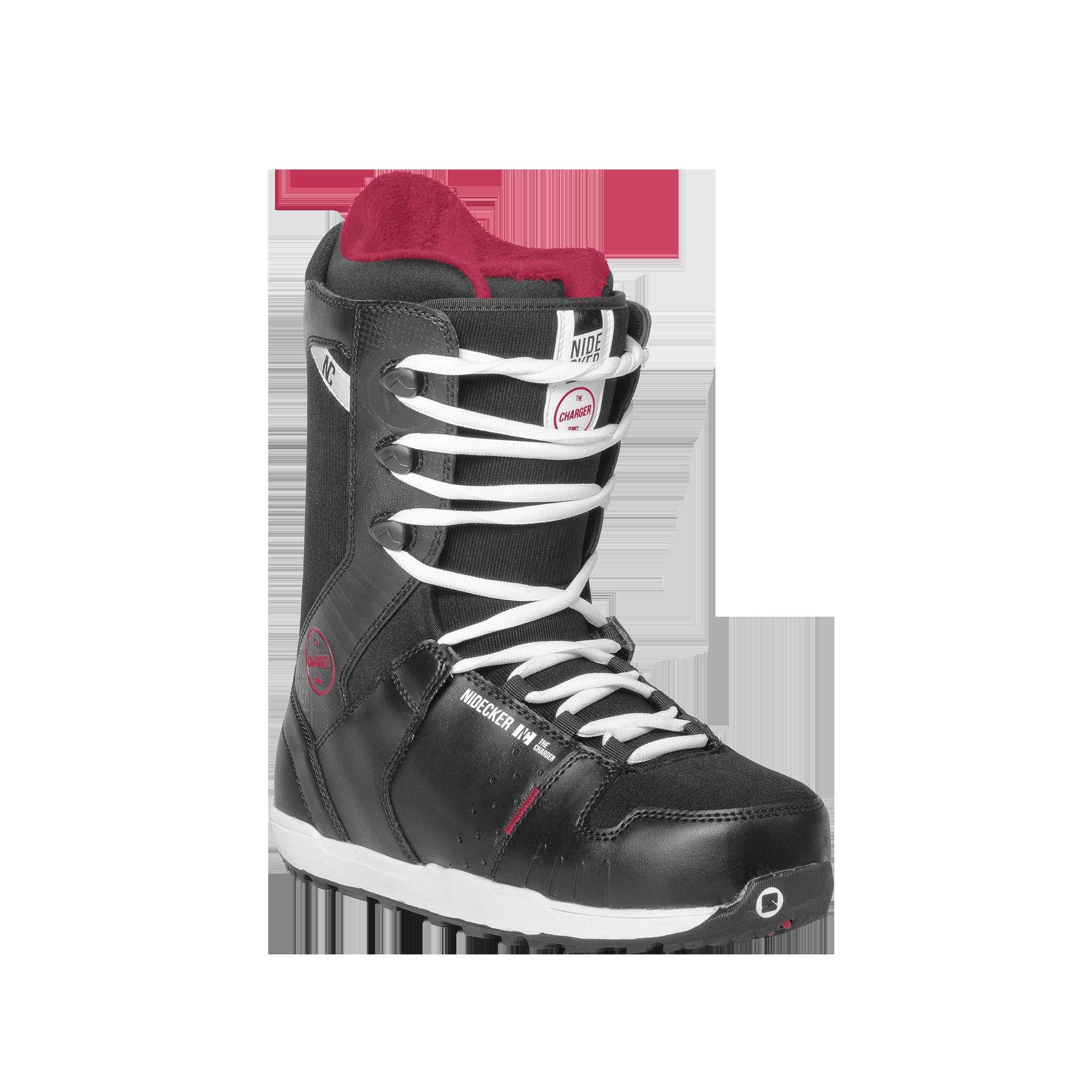 Ботинки для сноуборда NIDECKER 2015-16 CHARGER LACE