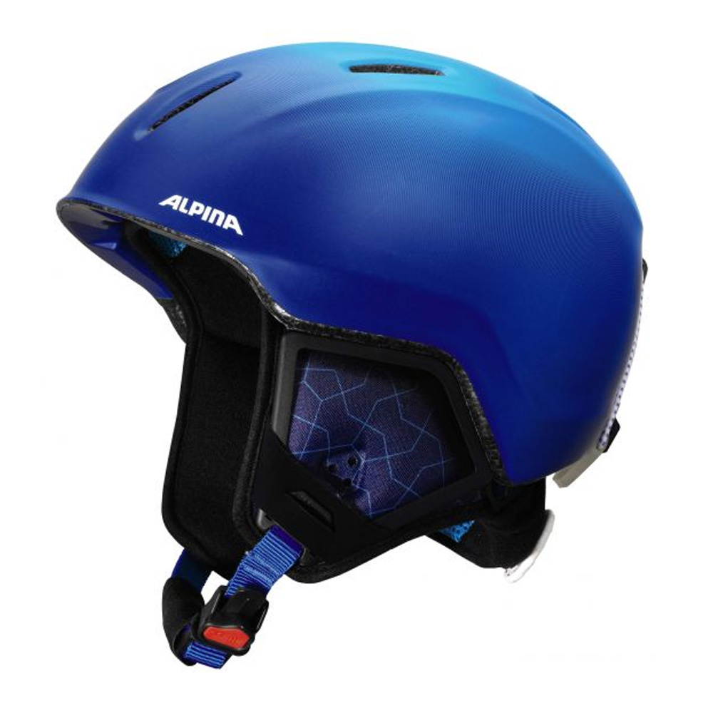 Зимний Шлем Alpina CARAT XT blue-gradient matt