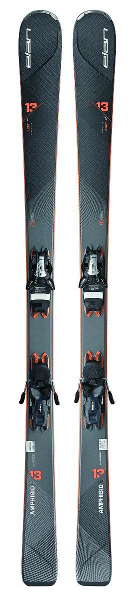 Горные лыжи с креплениями Elan 2016-17 AMPHIBIO 13 TI PS ELS11.0