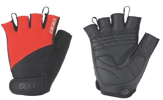 Перчатки велосипедные BBB Chase black/red (BBW-49)