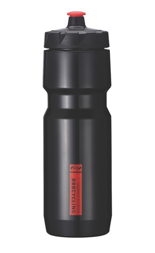 Фляга вело BBB 750ml. CompTank black/red (BWB-05)