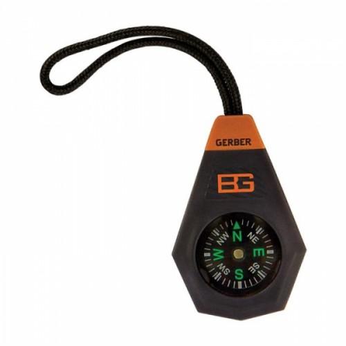Компас GERBER 2015 Bear Grylls Compact Compass (Blister), Компасы - арт. 597930386