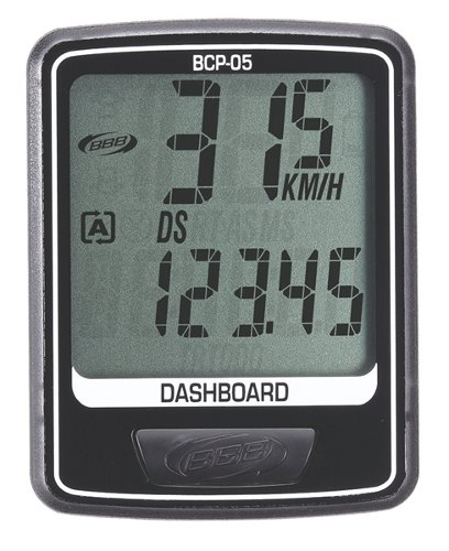 Компьютер BBB DashBoard 7 functions black (BCP-05)