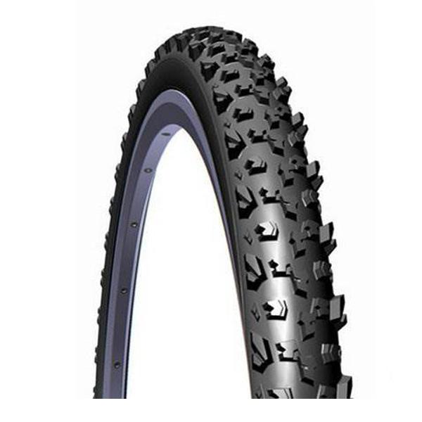 Велопокрышка RUBENA V78 NEPTUNE 24 x 1,90 (50-507) CL черный